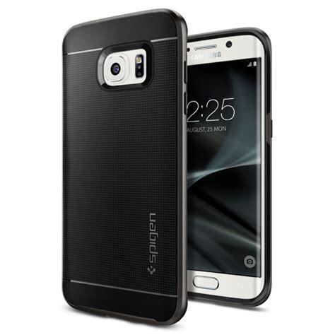 Spigen Neo Hybrid Samsung Galaxy S7 Edge spigen samsung galaxy s7 edge neo hybrid gunmetal