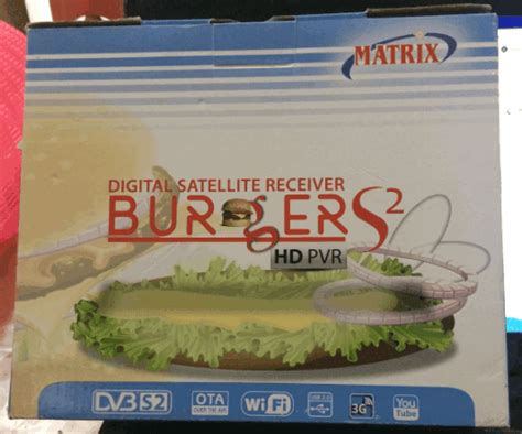 Harga Matrix Burger S2 sw terbaru matrix burger s2 hd fix sony ten juli 2018