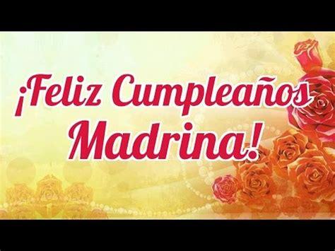 imagenes feliz cumpleaños madrina feliz cumplea 241 os madrina frases para recordar