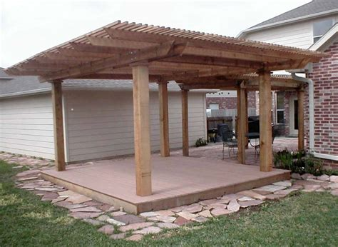 Patio Deck Cover by Habitats By Llc Patio Covers Decks