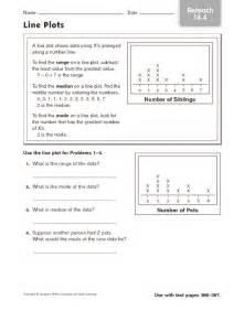 line plots worksheets 3rd grade fioradesignstudio
