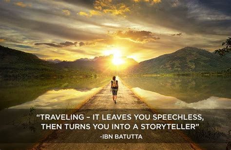 Traveling Quotes Ibn Battuta 11 ways how travelling will enhance your career