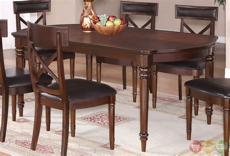 Casual Dining Sets May Transitional Medium Wood Casual Dining Set Rpcmo40