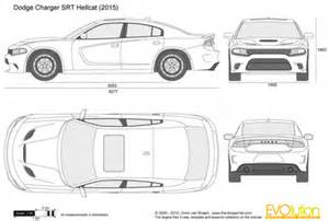 Dodge Charger Drawing The Blueprints Vector Drawing Dodge Charger Srt