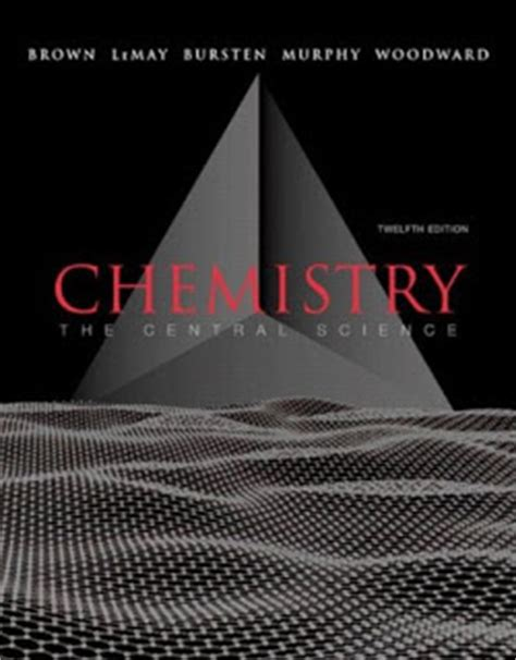 Chemistry The Central Science 12th Edition Brown Pdf