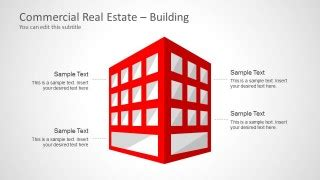 Commercial Real Estate Template For Powerpoint Slidemodel Commercial Real Estate Presentation Template