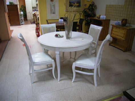sedie moderne per tavolo antico offerta tavolo con 4 sedie bianco antico tavoli a prezzi