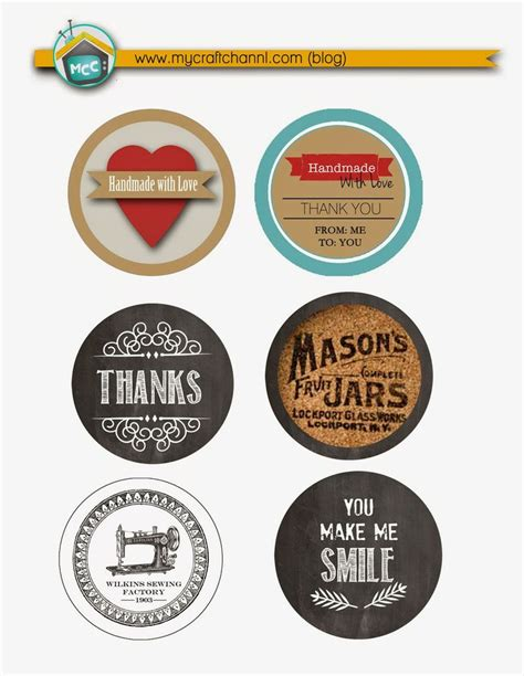 printable jar lid labels 10 best images about free elements and ppers to print or