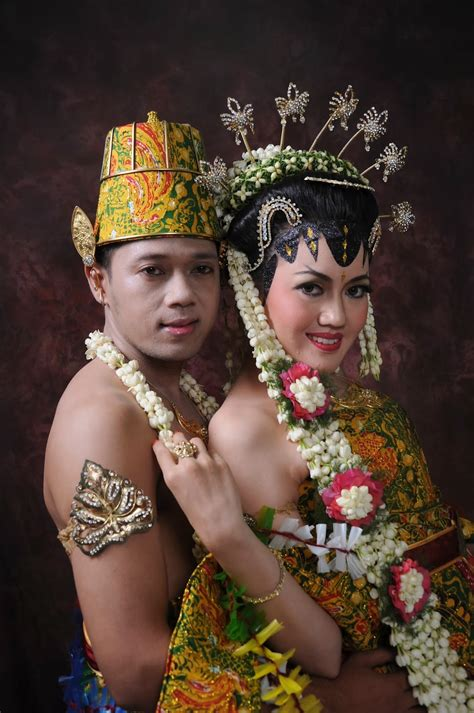 photo pengantin jawa album wedding