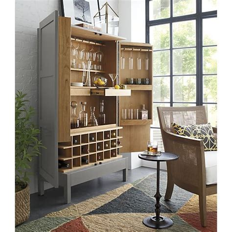 crate and barrel liquor cabinet 25 best ideas about drinks cabinet on modern