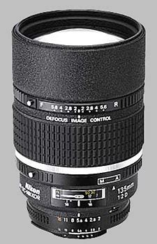 Nikon Af 135mm F 2d Dc Nikkor nikon 135mm f 2d af dc nikkor review