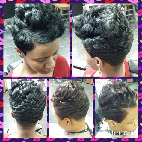 salons specializing in short hair houston 17 best images about black hair style collage on pinterest