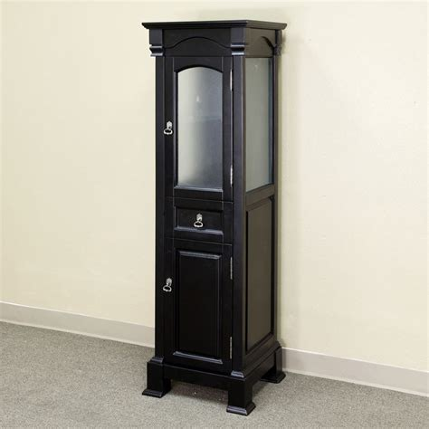 Bathroom Tower Cabinet Bellaterra Home 205065 Tower Linen Cabinet Atg Stores