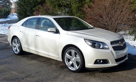 2013 Chevrolet Malibu Pros and Cons at TrueDelta: 2013 Chevrolet Malibu LTZ Turbo Review by