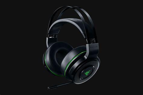 Headset Wireless Razer wireless gaming headset razer thresher ultimate for xbox one