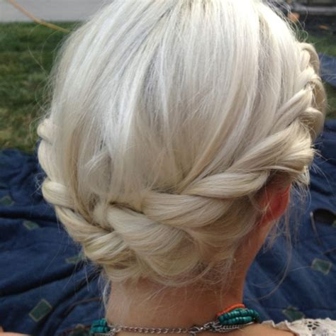 11 best 2 strand braid up dos images on braids