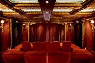 home theatre interiors malinard manor theatre