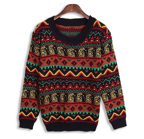 Sweater Vintage 20 print sweaters you must for fall the