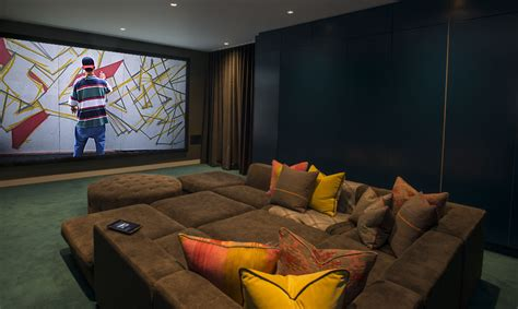 Theater Home Decor by Home Cinema Design And Installation Cyberhomes