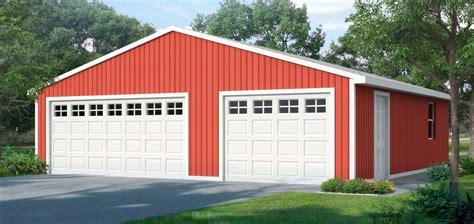 3 Car Garage Kit by 3 Car Garage Kits 84 Lumber