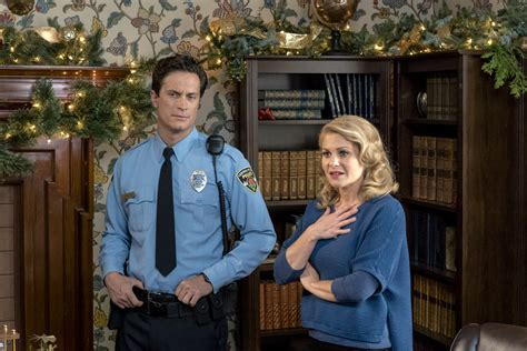 oliver hudson christmas movie journey back to christmas hallmark movies and mysteries