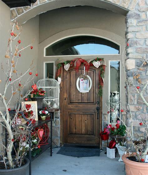 home hanging decorations exquisite home porch valentine deco containing harmonious
