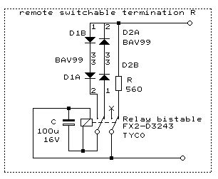termination resistor pcb layout termination resistor pcb layout 28 images magic can node buckeye current network rs485