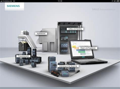app industrial controls siemens