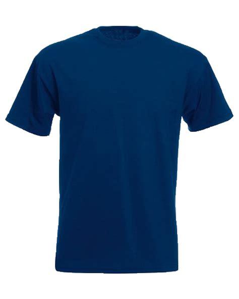 Kaos Polos Hitam Cotton 30s Size S kaos polos combed 30s biru navy cahaya mandiri konveksi
