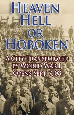 hell heaven or hoboken by an american soldier in the gas regiment books heaven hell or hoboken