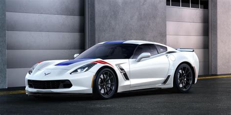 what s the configuration for a chevrolet corvette