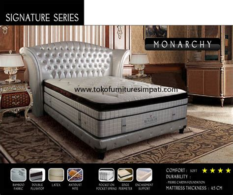 Florence Reggina 120x200 Springbed Kasur harga kasur bed murah disc up to 50 20