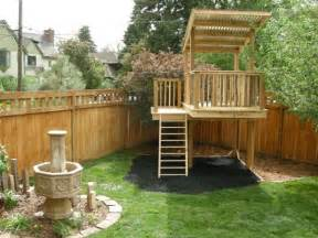 17 best ideas about backyard fort on tree
