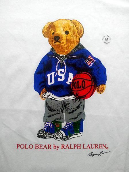 Polo Ralph Original Export ralph basket polo neck t shirt