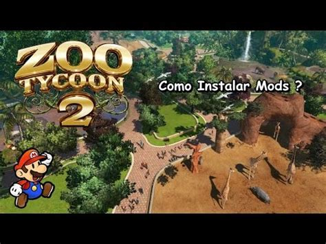 como instalar mod no game dev tycoon zoo tycoon 2 como instalar mods youtube