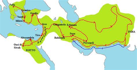 nome di re persiani la spedizione in di alessandro magno