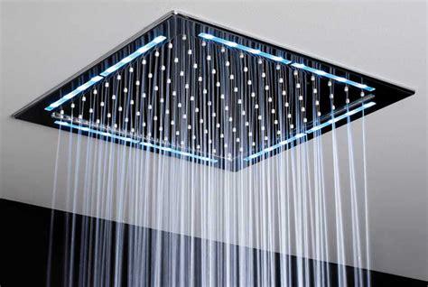 soffioni doccia a soffitto tres soffioni di grande formato mmg rappresentanze
