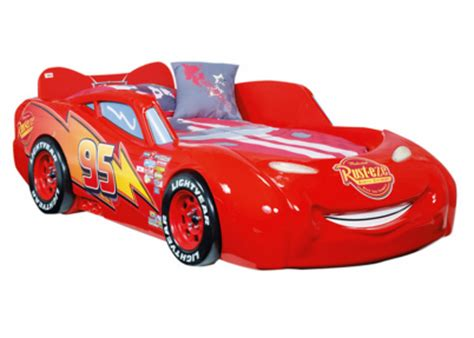 race auto bed disney cars piston cup autobed met matras kinderbedden