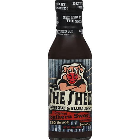 Shed Bbq Sauce the shed barbeque blues joint original southern sweet