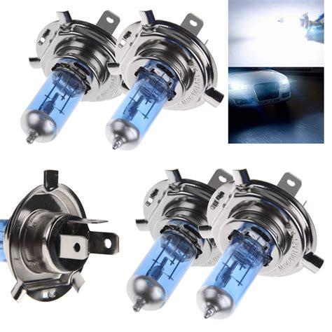 Lu Mobil Halogen H7 12v 55w 2pcs 2pcs h1 h4 h7 55w 100w xenon gas halogen headlight white