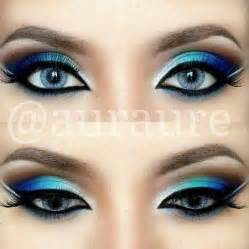 what colors make up blue 12 chic blue eye makeup looks and tutorials pretty designs
