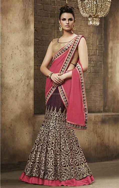net pattern lehenga lehenga blouse designs lace henley blouse