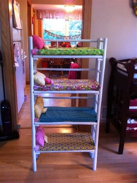 how to make american girl doll bed 25 best ideas about doll beds on pinterest american girl doll bed doll bunk beds