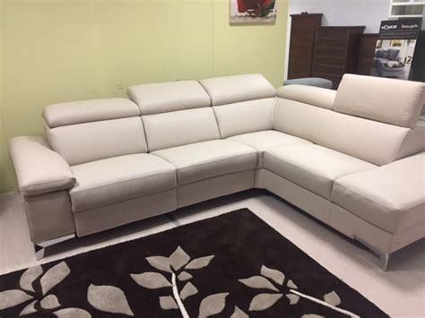 nicoletti home divano megan divani con chaise longue pelle