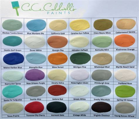 cece caldwell chalk paint giveaway