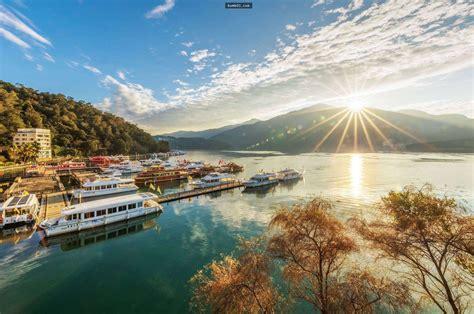 Air 2 Di Taiwan inilah danau terbesar di taiwan