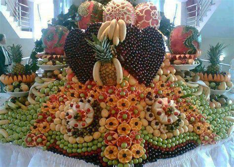 amazing decoration ideas of vegetable salad with different different fruit cutting style amazing fruit vegetable
