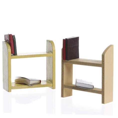 dollhouse miniature bookshelf living room miniatures