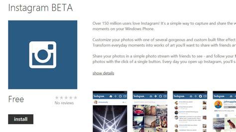 layout instagram windows phone descargar instagram oficial para windows phone 8 tec