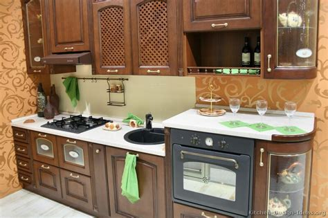 small kitchen with dark cabinets pictures of kitchens traditional dark wood kitchens